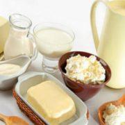 Молочные блюда. Творог