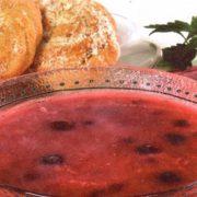 Приготовление супов из ягод и фруктов