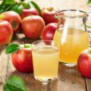 Яблочный кисель и как развести картофельный крахмал