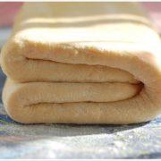 Пресное слоеное тесто