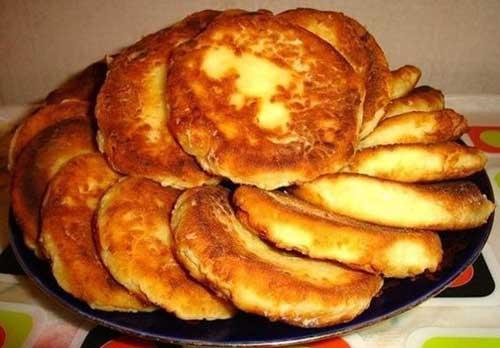 Рецепт Манник в микроволновой печи