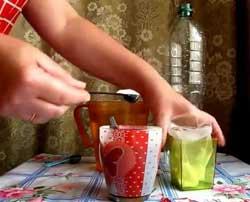 Добавить лимонной кислоты
