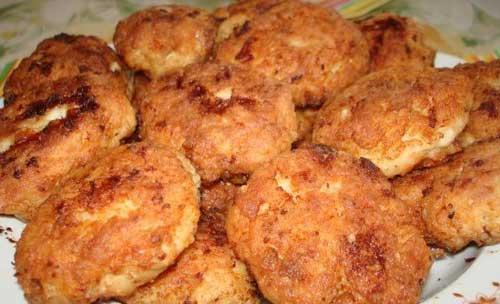 Котлеты из куриной грудки