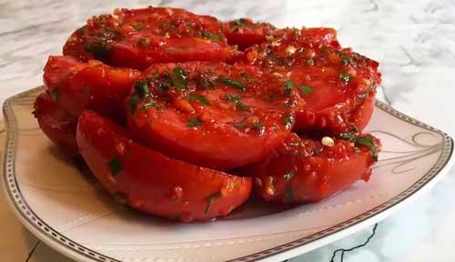 Необычные помидоры