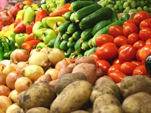 О пользе свежих овощей