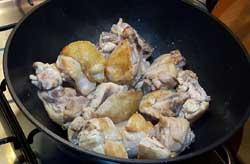 Куриное чахохбили