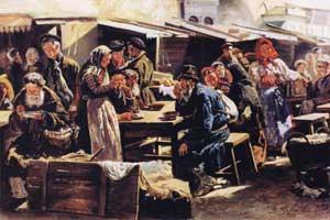 Русские старинные щи.