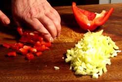 Как приготовить паштет из фасоли
