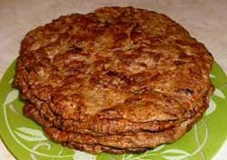 Пошаговый рецепт печеночного торта