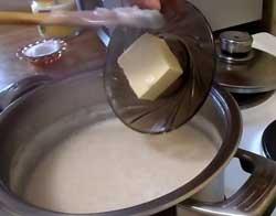 Как сварить вкусную рисовую молочную кашу