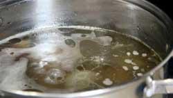 Как правильно приготовить шурпу из баранины