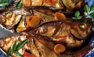 Как правильно запекать рыбу
