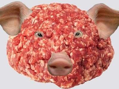 Свиной фарш