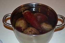 Рецепт домашнего борща