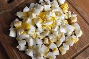 Селедка с сыром