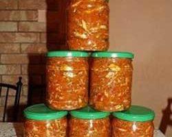 Килька в томатном соусе на зиму