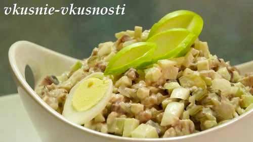 Великолепный салат
