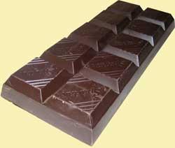 Шоколад улучшает наше зрение