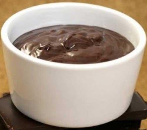 Соус с шоколадом