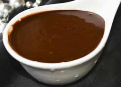 Рецепт шоколадного соуса
