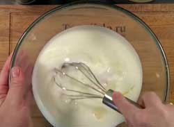 Рецепт тонких блинчиков на кефире
