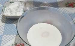 Приготовление сливочного крема