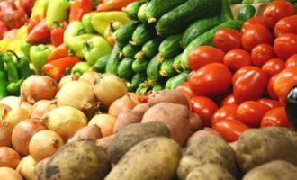 Чем полезны свежие овощи