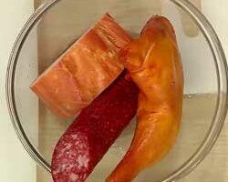 Суп солянка с колбасой: классический рецепт