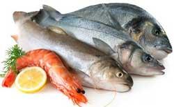 Нужно кушать рыбу, чтобы похудеть
