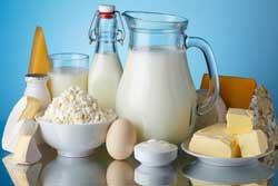 Нужно есть молочные продукты