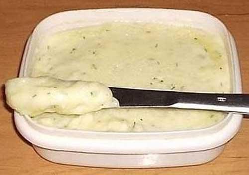 Домашний плавленный творожный сыр