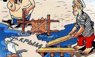 Чей полуостров Крым