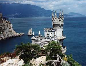 Крым становится курортом
