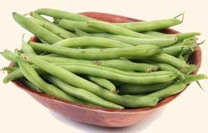 Фасоль зеленая и полезная