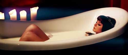 Молочные ванны.