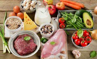 Принципы правильного и здорового питания.