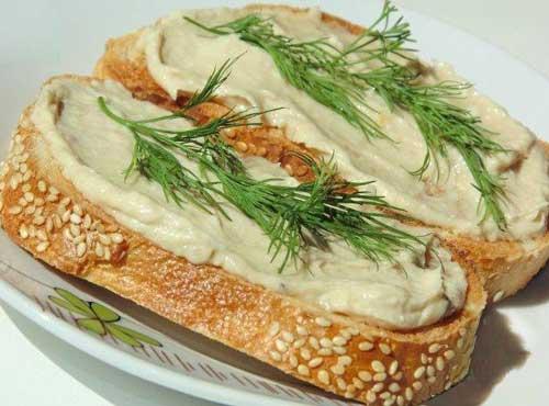 Рецепт масла для селедочного бутерброда