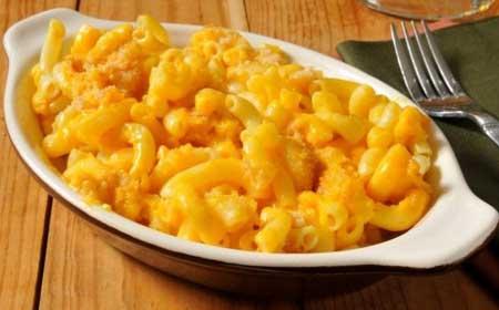 Сырный соус для сочных макарон