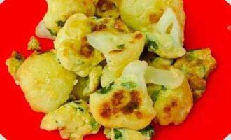 Закуска из полезной цветной капусты