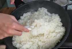 Вот, как нужно варить рис.