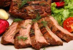 Постное мясо говядины
