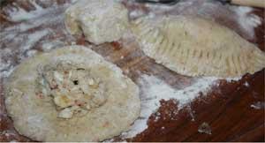 Тесто для бульбяников