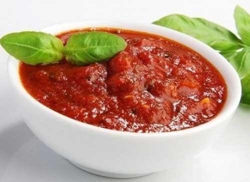 Базовый красный соус
