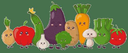 Полезные овощи.