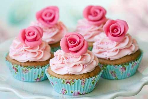 Любимые пирожные.