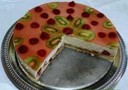 Торт назвали экзотика.