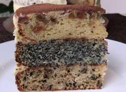 Торт из сказки.