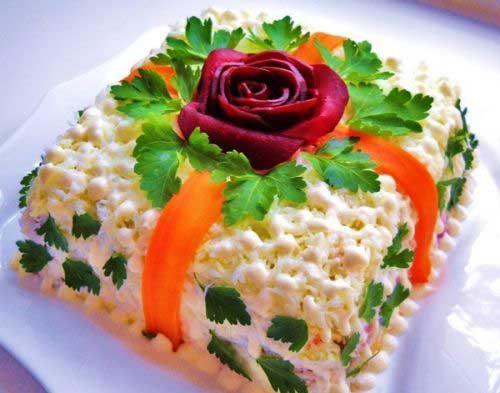 Подарочный салат