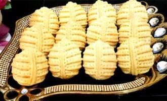 Шекер-бура азербайджанская сладость