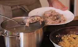 Баранина для супа харчо